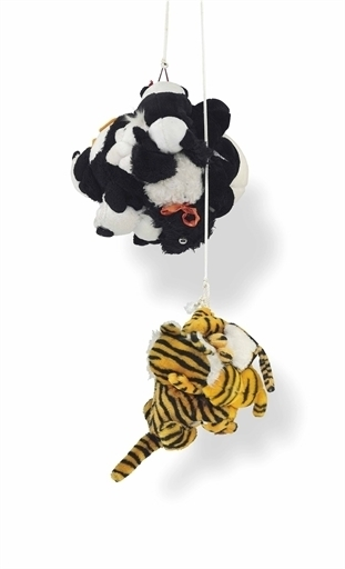 Mike Kelley, 'Tiger and Saddle Shoe', Christie's