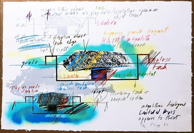 Michael Heizer, 'Levitated Mass ', 1983, Alpha 137 Gallery