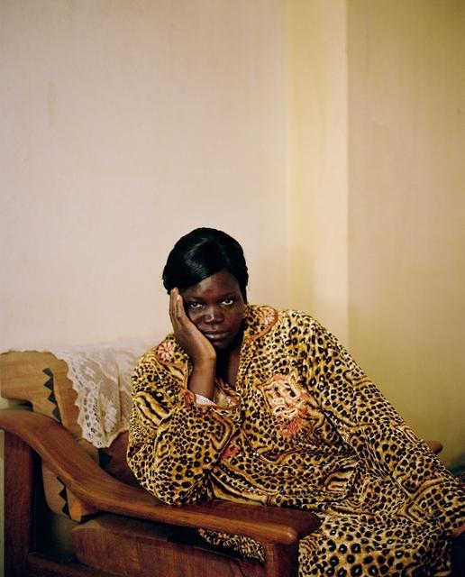 , 'Madame Faye, Dakar ,' 2015, Magnin-A