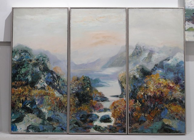 , 'Landscape,' 2006, A-Art Shengzan Gallery