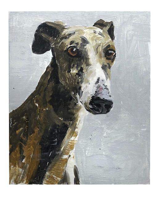, 'Greyhound,' 2018, Gallery Jones