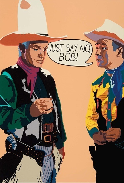 , 'Just Say No, Bob! ,' , Visions West Contemporary
