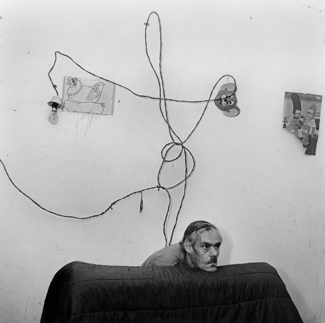 , 'Head below Wires, Outland,' 1999, Willas Contemporary