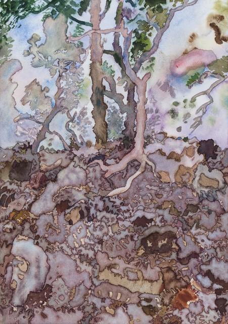 , 'Landscape of Tan Zhe No.3,,' 2014, Aye Gallery