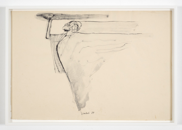 , 'By His Will, We Teach Birds How to Fly, No.1,' 1969, Vigo Gallery