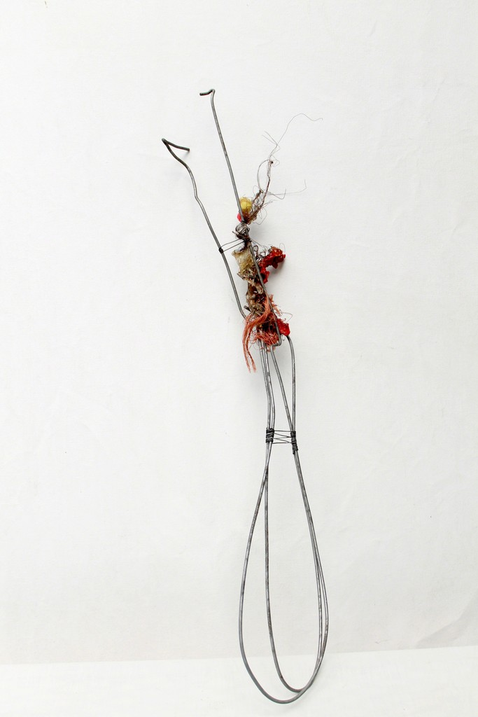 Patricia Belli, 'Alambre decorado 4,' 2013, EspIRA / Adrede