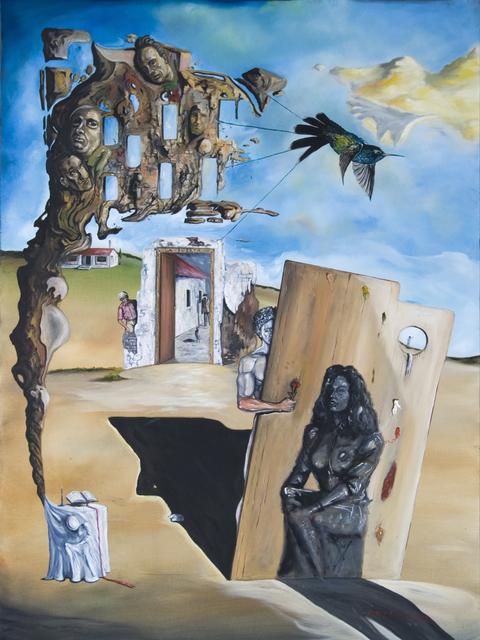 , 'The Door,' 2013, Studio 905 on Juniper