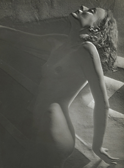 Henri Berssenbrugge, 'Partially Solarized Nude', 1930s/1930s, Contemporary Works/Vintage Works