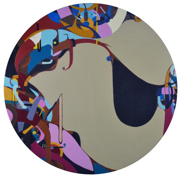 , 'Circulo de Colores,' 2007, Ruiz-Healy Art