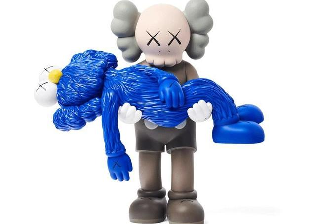 KAWS, 'KAWS, Gone (Brown), 2019', 2019, Plus