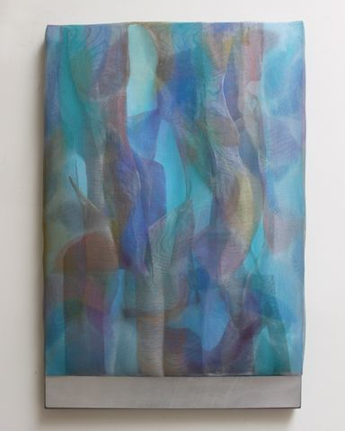 , 'Realm of the Mermaid (can be positioned vertically or horizontally),' 2014, Zenith Gallery