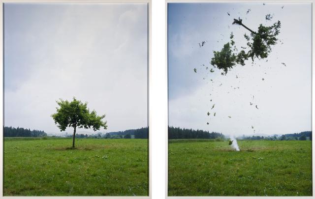 , 'Raketenbaum,' 2008, Grieder Contemporary