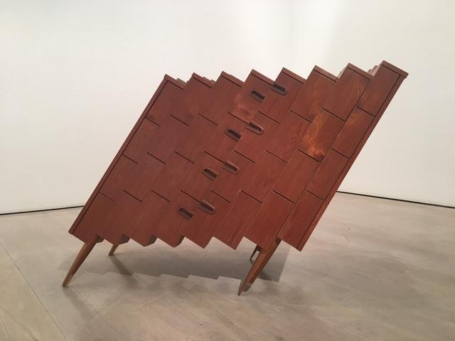 Richard Wilson, 'Blocka Flats', 2017, Annely Juda Fine Art