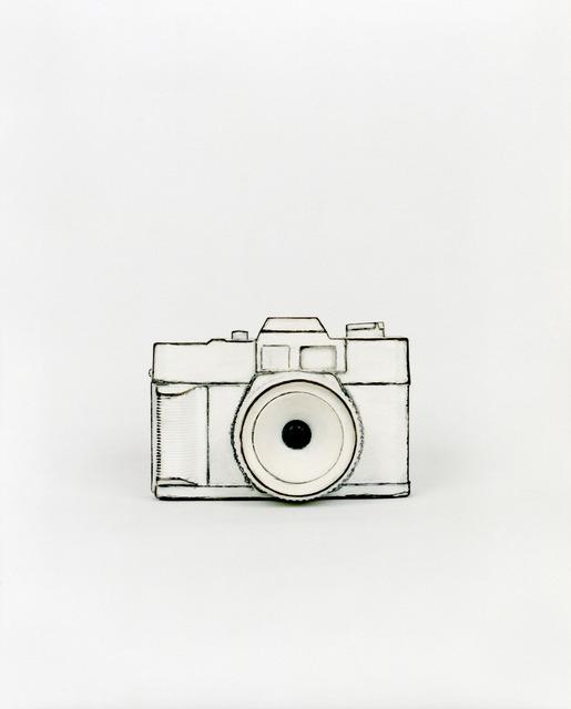 , 'Representation #37 (Camera),' 2009, Clark Gallery