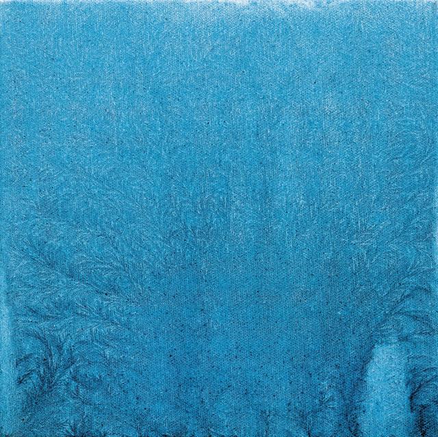 Ty Waltinger, 'Prussian Blue Crystals V', 2016, Galerie Bei Der Albertina Zetter