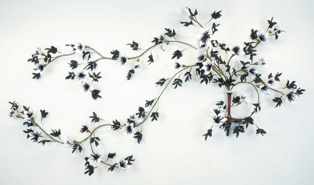 , 'Tuxedo Clematis (Clematis tuxedis),' 2018, Jonathan Ferrara Gallery