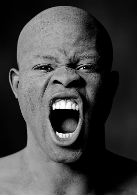 , 'Djimon Hounsou,' 1991, HOHMANN