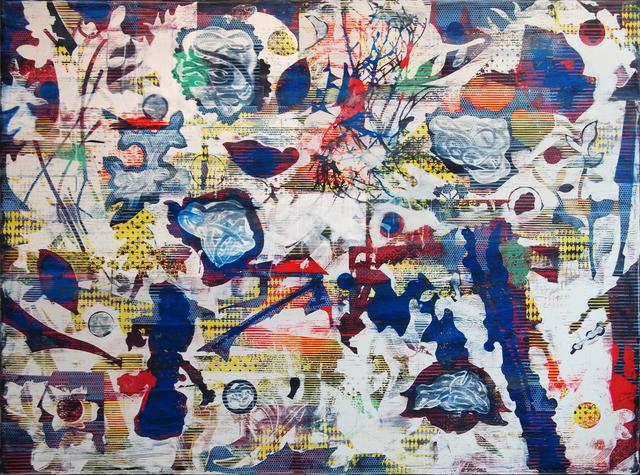 , 'Outbound Composite,' 2017, Studio 21 Fine Art
