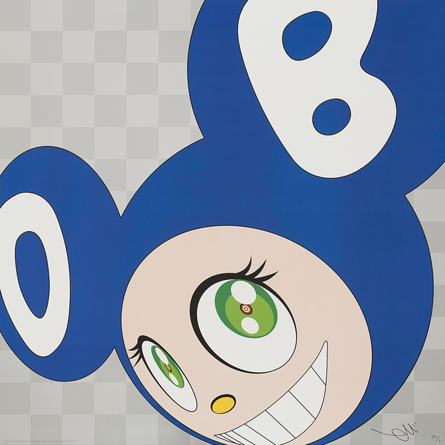 Takashi Murakami, 'And then and then and then and then and then (Blue) ', 1999, Galerie Raphael