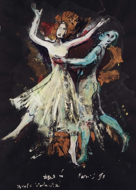 , 'Il medico volante,' 1990, DIE GALERIE