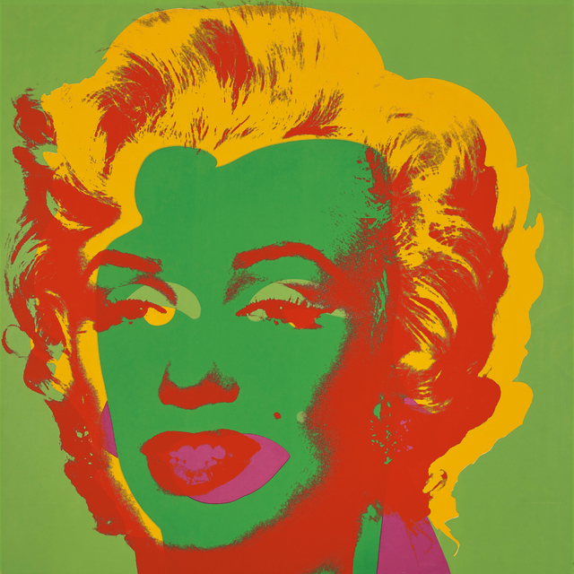 Andy Warhol, 'Marilyn', 1967, Print, Screenprint in colours, on wove paper, the full sheet., Phillips