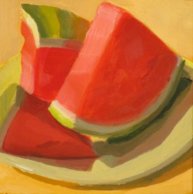 Yuri Tayshete, 'Watermelon slices', 2019, 440 Gallery