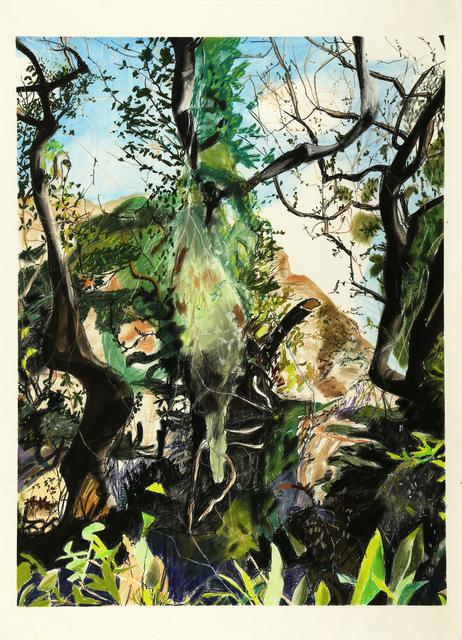 , 'timber,' 2013, GALLERY MoMo