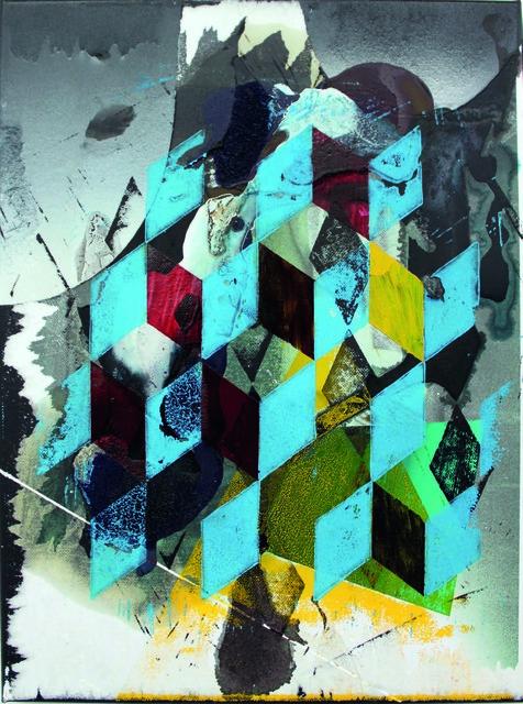 , 'o.T. ,' 2016, Galerie Heike Strelow