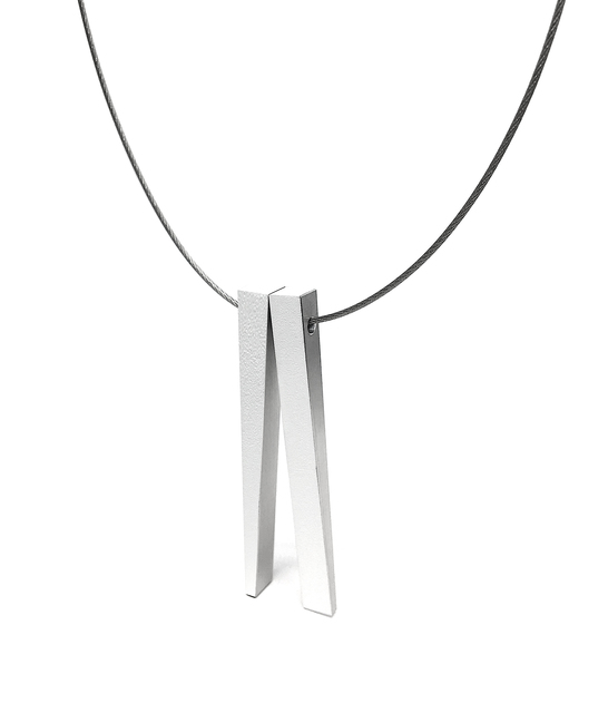 , 'IN-J1W Necklace,' 2018, Iker Ortiz
