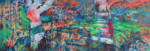 , 'Liquid Memory,' 2016, Galerie GAIA