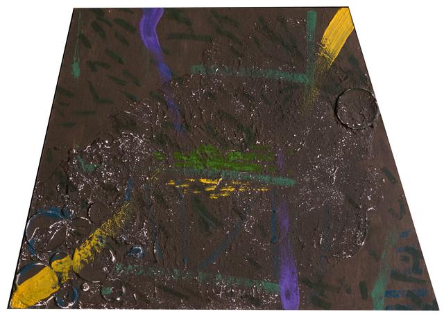 Stanley Boxer, 'Quarried Series II - 11', 1993, Mixografia
