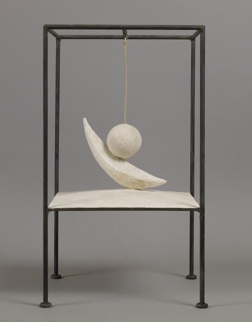 , 'Suspended Ball (Boule suspendue),' 1930-1931, Guggenheim Museum