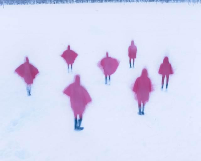 , 'Assembly Snow 11 ,' 2015, De Soto Gallery