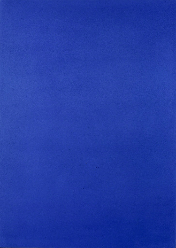 Yves Klein, 'IKB 49,' 1960, ARS/Art Resource