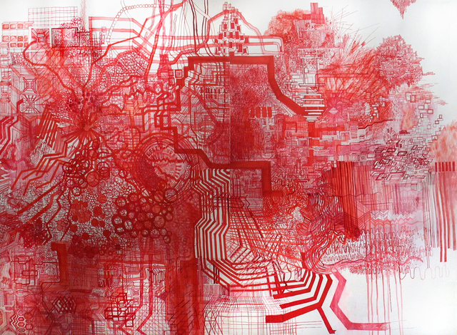 , 'Overdrive,' 2007, New York Studio School