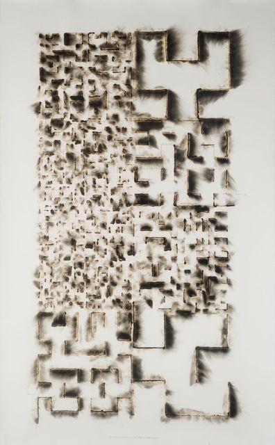, 'lenticular prints,' 2018, Sperone Westwater