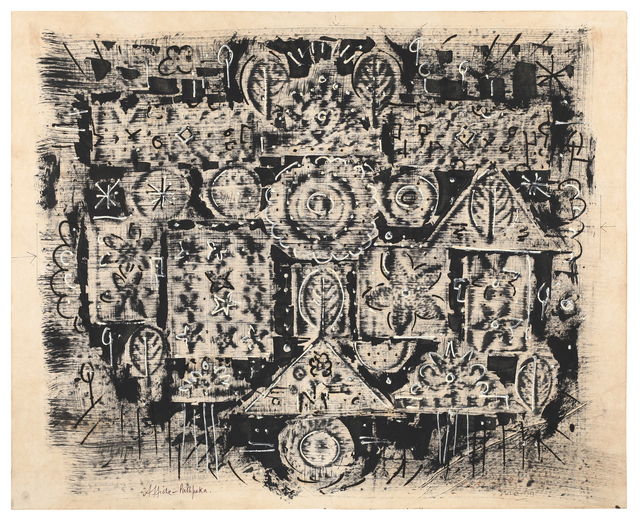 Phillip Martin, 'Affiche Pushpaka', 1964, OSART GALLERY