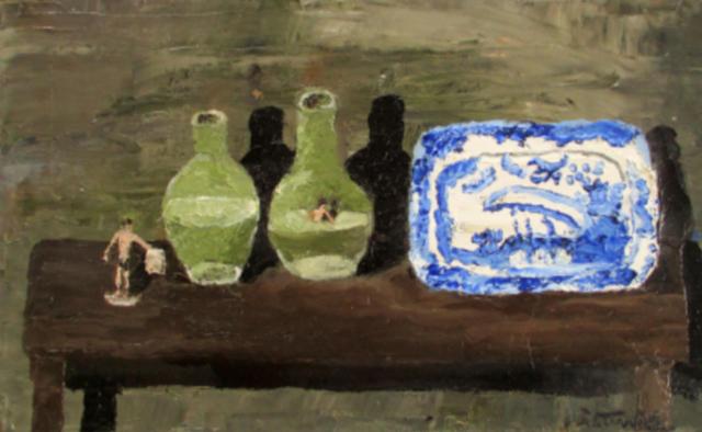 , 'Two Vases,' 2007, AbExArt