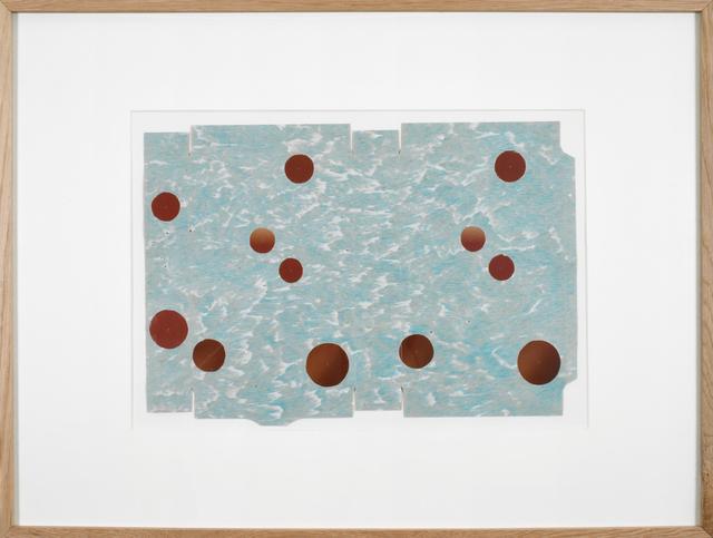 , 'Choco,' 2017, Galerie Laurence Bernard