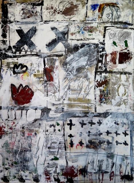 , 'Collage I,' 2015, Spotte Art