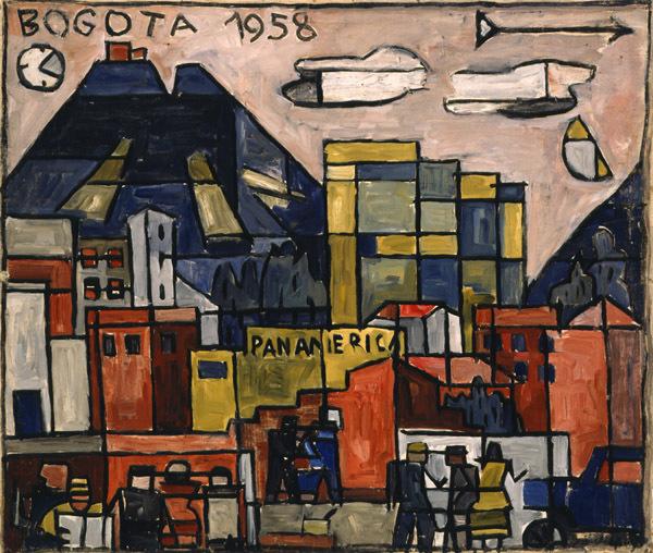 , 'Paisaje Bogota,' 1958, Cecilia de Torres Ltd.