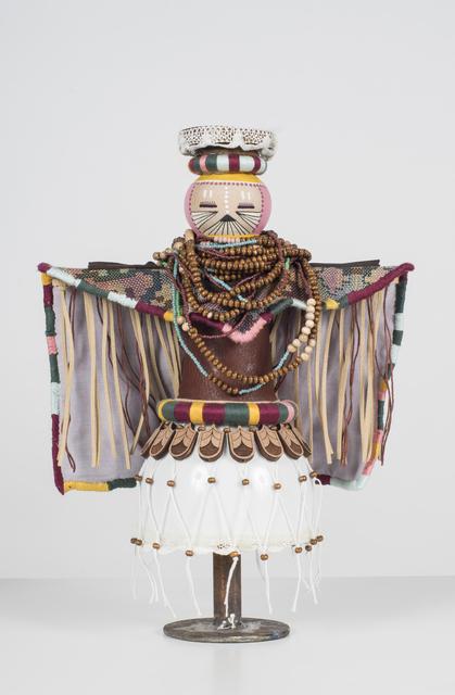 , 'Gracy-Fraye (Goddess of Beauty and Love),' 2018, Jonathan LeVine Projects