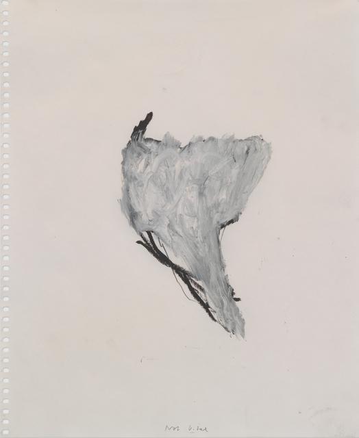 Not Vital, 'Mazzot', 1982, Galerie Andrea Caratsch