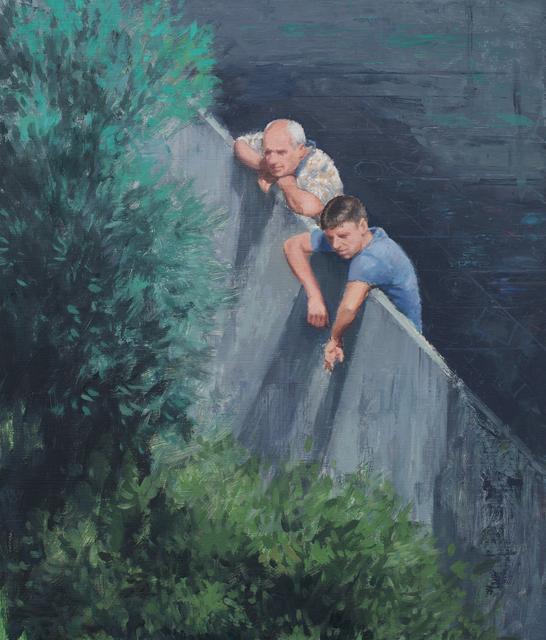 Serban Savu, 'Father and Son', 2014, Monica De Cardenas