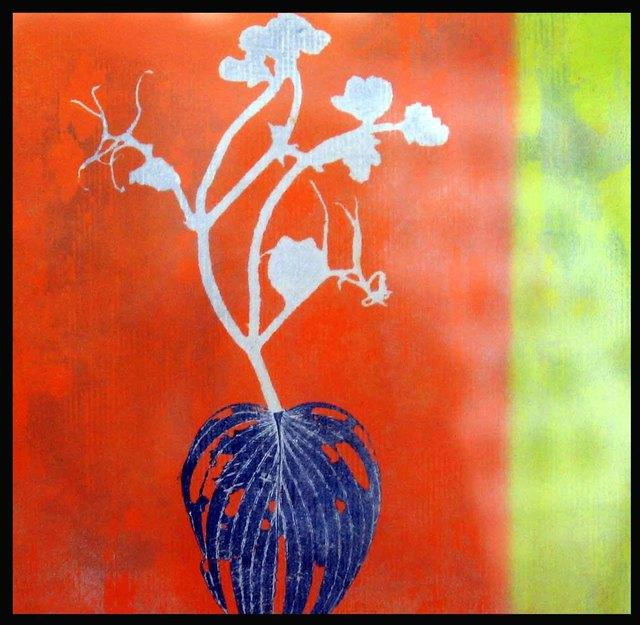 , 'Elegant Fleur,' 2010, Florida Fine Art