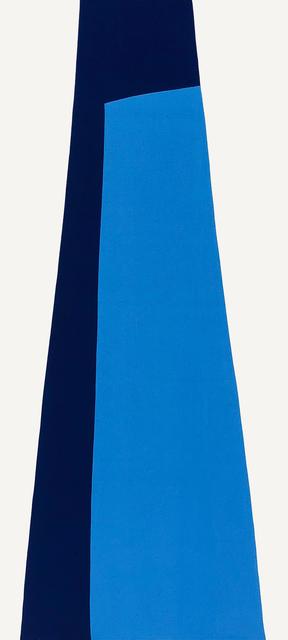 , 'Stream 01,' 2018, Berggruen Gallery