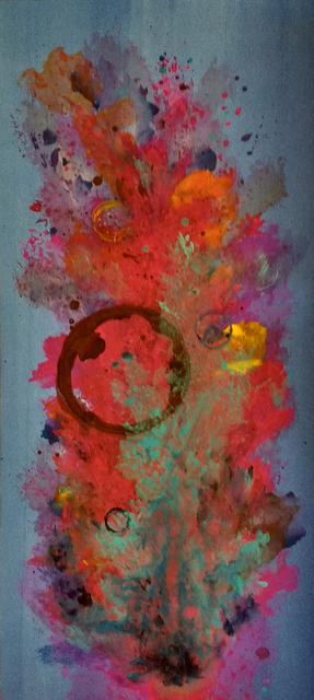 , 'Coral,' , Inn Gallery