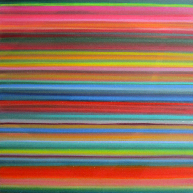 , 'Candy Stripes,' 2016, Artspace Warehouse