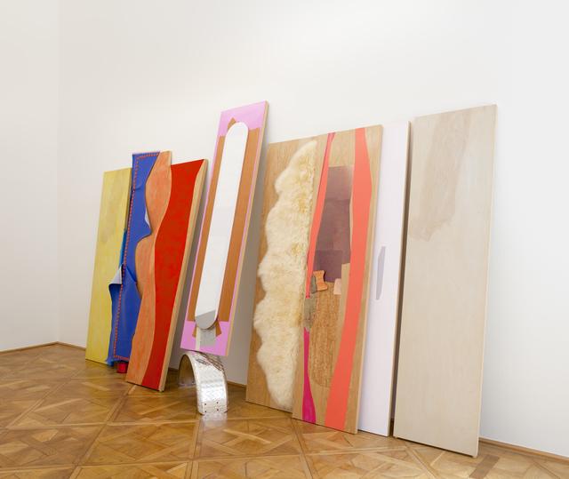 , 'Decals Roam to Move,' 2015, Galerie nächst St. Stephan Rosemarie Schwarzwälder
