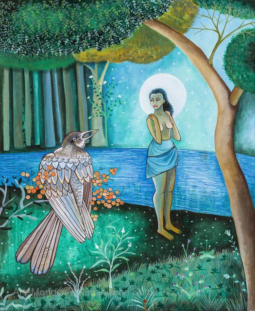 , 'Baño de luna / Moon Bath,' 2011, ArteMorfosis - Galería de Arte Cubano